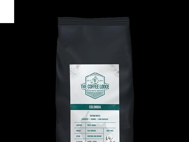 The Coffee Lodge koffie