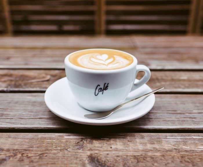 Koffie servies
