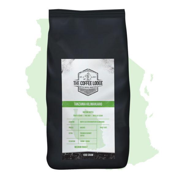 Tanzania koffie